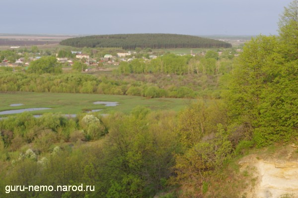 Холм в Балкашино